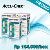 ROCHE Accu-check Active Stik 50T