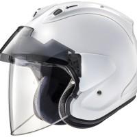 Helm Arai VZ RAM PLUS Glass White Double Visor
