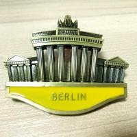 Souvenir Suvenir Magnet Tempelan Kulkas Negara Jerman Germany Berlin