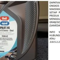 Unil Opal Opaljet 24S Fully Synthetic 5w40 1 Liter