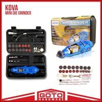 Mini Die Grinder Set 40 Pcs Kova Tuner Set Gerinda Bor Mini 40Pcs