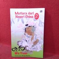 Mutiara dari negri china 2 - wu yuan