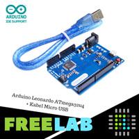 Arduino Leonardo R3 ATmega32u4 +Kabel Micro USB Kompatibel Arduino IDE