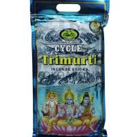 Dupa India (Aromaterapi) Economy Pouch - Cycle Trimurti 250 sticks