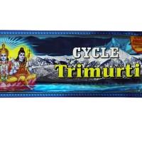 Dupa India (Aromaterapi) Pouch Plastic - Cycle Trimurti 35 sticks