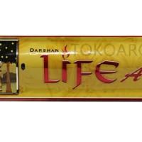 Dupa India (Aromaterapi) Mini Pouch - Darshan Amber