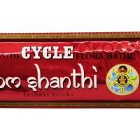 Dupa India (Aromaterapi) Mini Pouch - Cycle Om Shanthi