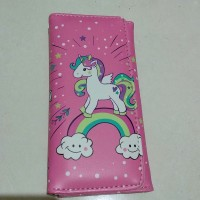 dompet panjang unicorn
