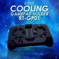 Cooling Gamepad Robot RT-G01 Garansi 1 Tahun L1R1 Joystick Powerbank