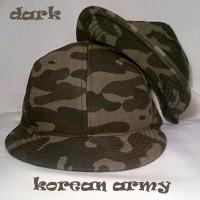 PROMO topi polos loreng snapback doreng korean army
