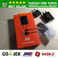 adaptor kabel charger xiaomi original 2A fast charging redminote 2 3 4