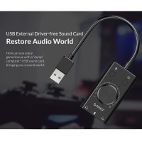 ORICO SC2 (Multifunction USB External Sound Card)