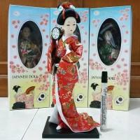 Boneka Geisha Jepang F