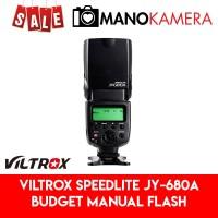 Viltrox Speedlite JY-680A Flash DSLR Mirroless Murah JY680A JY 680A