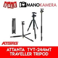 ATTanta TVT-224MT Traveller Tripod with Ballhead and Free Bag