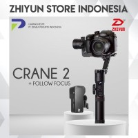 Zhiyun Crane 2 3 Axis Handheld Stabilizer With Servo Follow Focus