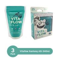 Vitaflow Kantong ASI 240ml (Bundling 3 pcs)