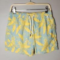 28a4be2652 Celana Pendek Santai Abercrombie & Fitch Swim Trunk Pineapple