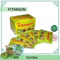 Fitangin Cair Herbal Masuk Angin - 12sachet