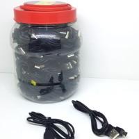QTOP Kabel Charger ESIA Data Cable V3 Mini G900 Kabel Casan USB MP3