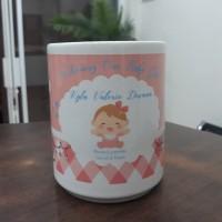 Mug Press Welcoming Baby
