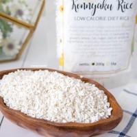 Shirataki Rice Low Carb - Beras Konnyaku - Beras Diet Konyaku 5 kg
