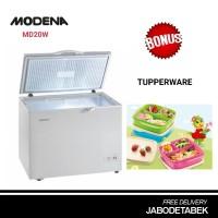 Modena MD20w freezer 200liter