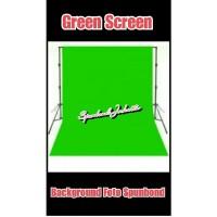 TERMURAH! kain layar Background foto/green screen meteran Spunbund