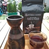 Ryokka Koffie | Kopi Tubruk Arabika Toraja Sapan
