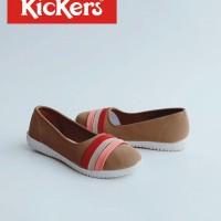 Terbaru Sepatu Kickers Slop Wanita Kode 01 Termurah