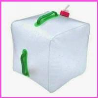 Jerigen Lipat 10 L Air Water Bottle Portable Tempat Wadah Liter Cairan