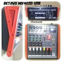 Harga power mixer betavo mx 402d 4 channel usb   Pembandingharga.com