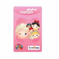 MANDIRI E-MONEY SPECIAL EDITION Disney Tsum Tsum Princess
