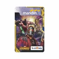 Mandiri E-money Avengers Infinity War [Guardian of the Galaxy]