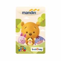 MANDIRI E-MONEY SPECIAL EDITION Disney Tsum Tsum Pooh