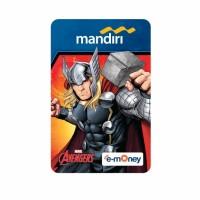 MANDIRI E-MONEY SPECIAL EDITION AVENGERS THOR