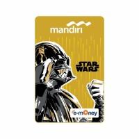 Mandiri E-Money Star Wars Classic Edition Darth Vader
