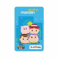 MANDIRI E-MONEY SPECIAL EDITION Disney Tsum Tsum Toy Story