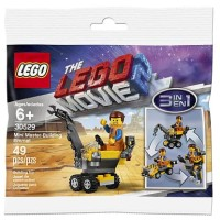 LEGO 30529 - Polybag - Mini Master-Building Emmet