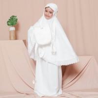 Mukenah Ayska Raya Kids by Bunayya Size L