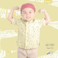 Qazi Shirt Kids by Bunayya Size L