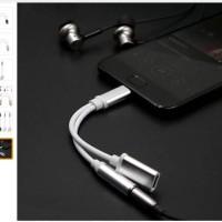 USB Type-C To 3.5mm Jack Audio Splitter Converter Adapter Cable Xiaomi