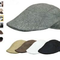Topi Baret Beret TOPI pet FLAT CAP beret BARET Import