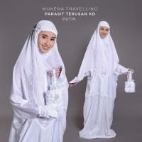 Mukena Dewasa Travelling Parasit Terusan KD