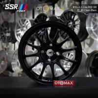 Velg Mobil SSR Type F (1033) Ring 15 Satin Black