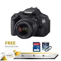 Jual Kamera Canon 600d Kit Harga Terbaru 2019 Tokopedia