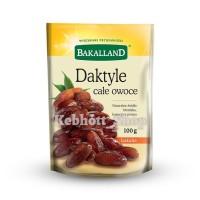 Bakalland Bakalie Pitted Date 100 gr | Buah Kurma Kering
