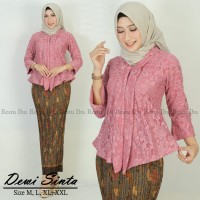 Kebaya Brokat / Kebaya Muslim / kebaya remaja floy brokat style