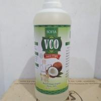 VCO Virgin Coconut Oil Minyak Kelapa Murni 1 liter, 1000 ml Terbaik