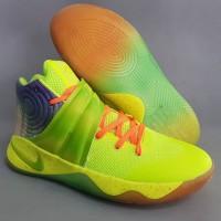 866da534f4ff Nike Kyrie Irving 2 Premium Original   Yellow   Sepatu Basket Pria